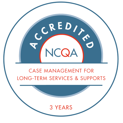 NCQA 3-Year Accredidation Logo