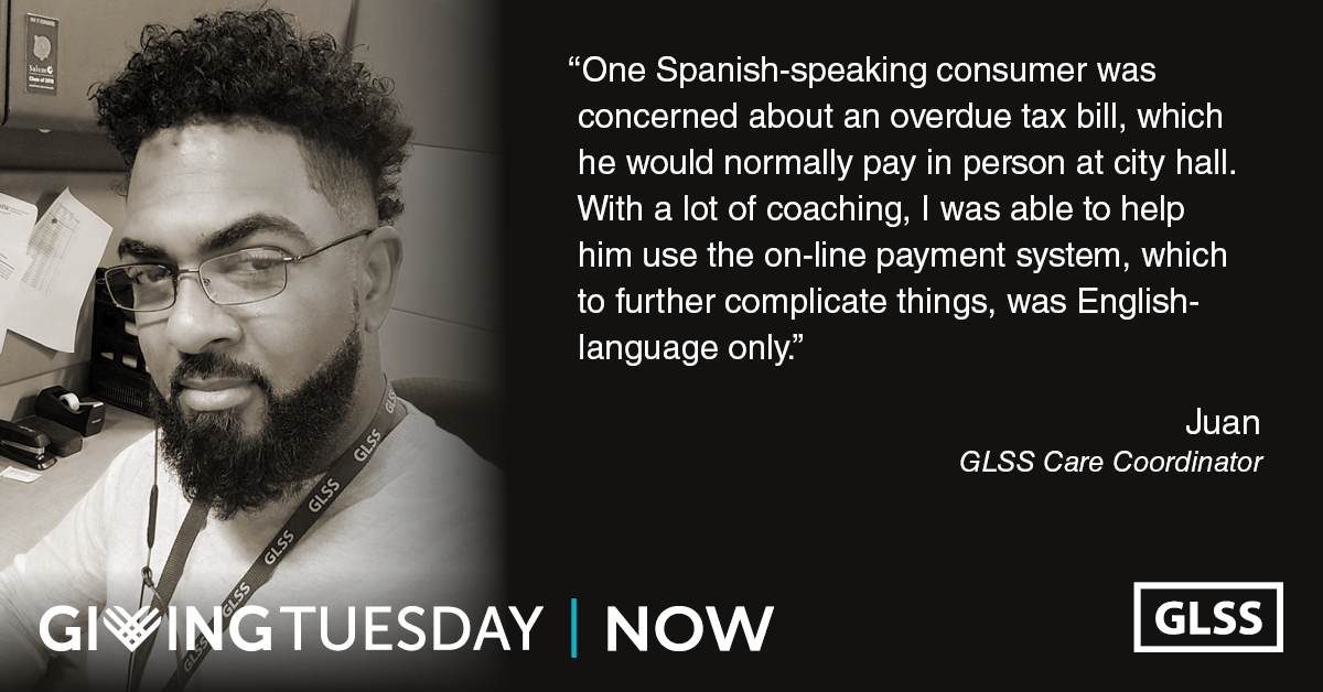 Giving Tuesday Juan