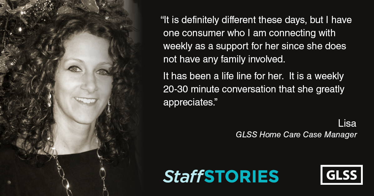 Staff Stories Lisa