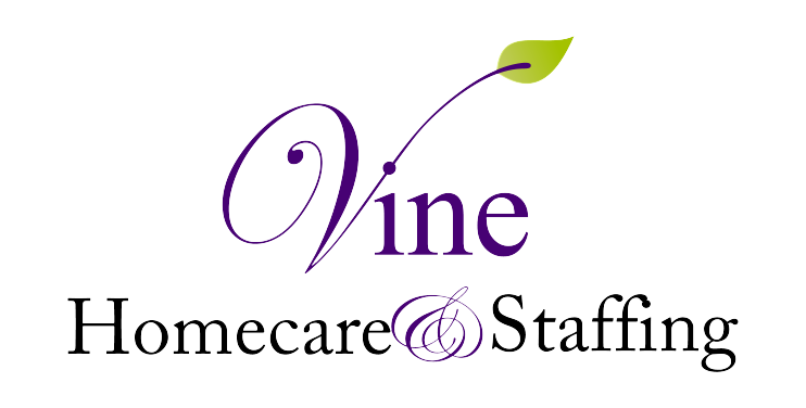 Vine Homecare and Staffing logo